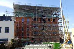 Umbau Ärztehaus Olbernhau - Baustelle (2016/17)