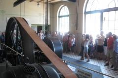 Ehemalige Energiezentrale der Saigerhütte Grünthal, Umbau zur Ausstellung, Dampfmaschinenmuseum und Wohnung (2013, Leistungsphase 1-4))