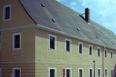 Rittergut Olbernhau - Fasadensanierung (1997/99 im Planungsbüro Strohmyr Olbernhau)