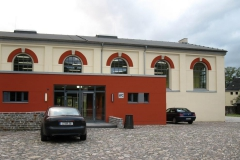 Treibehaus Saigerhütte Grünthal - Sanierung und Erweiterung Versammlungsbau - Museum (2009-2011, Leistungsphase 1-5)