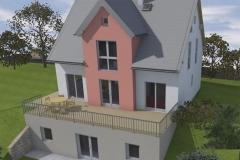 Wohnhaus in Rittersberg (2015)