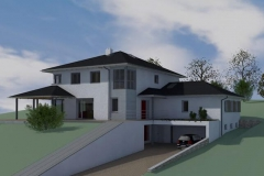 Entwurf Eigenheim Heidersdorf (2016)