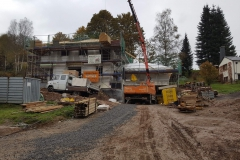 Eigenheim Heidersdorf - Baustelle (2016)